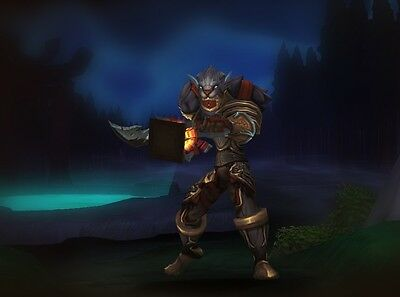 Character Wow World of Warcraft