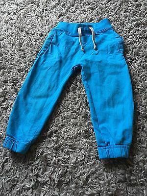 Mothercare boys Jogging Bottoms 12-18 Months