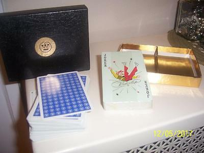 Vintage Redisliip WESTINGHOUSE Advertising PLAYING CARDS 1 deck SEALED 2nd MINT