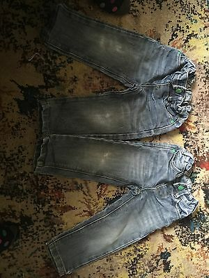 Twin Boys Jeans 18-24 Months