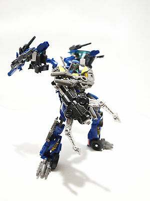 Transformer TOPSPIN Deluxe Class Dark Of The Moon DOTM
