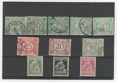 timbres roumanie (2)