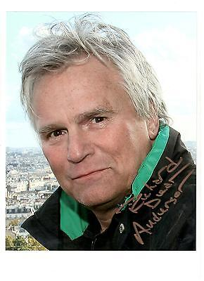 Richard Dean Anderson Authentic Signed Autograph Ottawa Comiccon 2015  Macgyver