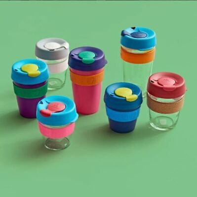 KeepCup Reusable Coffee Cup Original - More colours Avaliable - New Colours