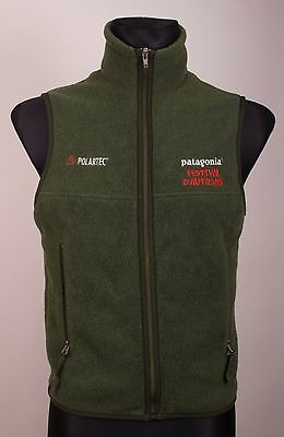 PATAGONIA Men Body Warmer Vest Waistcoat Size S - Small