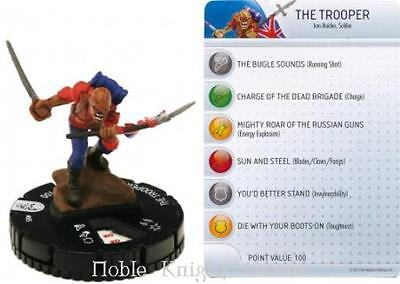 Indy Heroclix The Trooper #005 NM