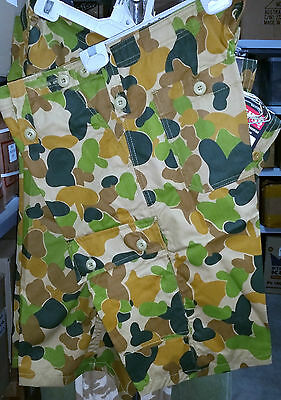 ** Aussie Camo M25 Shorts - Ozzie Camo New **  Closeout Specials