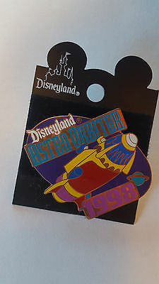 1998 Attraction Series Astro Orbitor Disney Pin 356