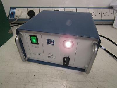 RB CLS 150/2 Twin Light Source Unit. good condition.
