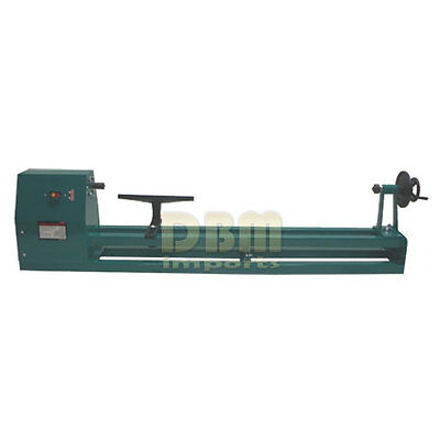 "14"" x 40"" Power Wood Turning Lathe 1/2 HP 4 Speed Power FREE SHIPPING"