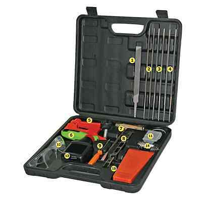 Deluxe Chainsaw User Tool Kit Ahlborn Equipment DCSTK