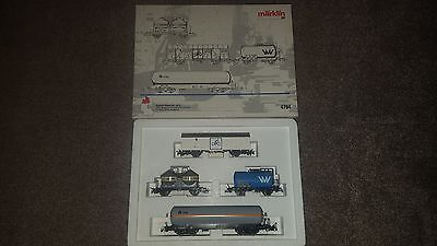 Marklin HO Scale 4794 - 4 Wagons North Regional Set - Excellent Condition
