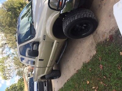 2001 Ford F-250  2001 Ford F250 4x4 7.3