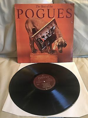 Pogues- Best Of Pogues ( German Press)