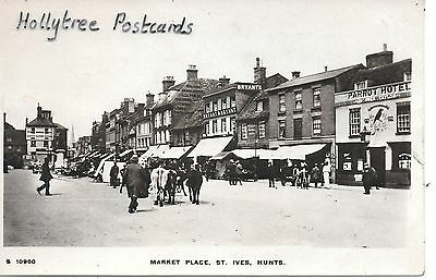 Market Place St Ives Huntingdonshire RP