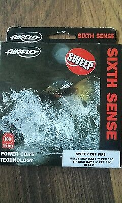 Airflo Sixth Sense Sweep DI7 WF8(Sink Tip Fly Lines)...RRP £54:99