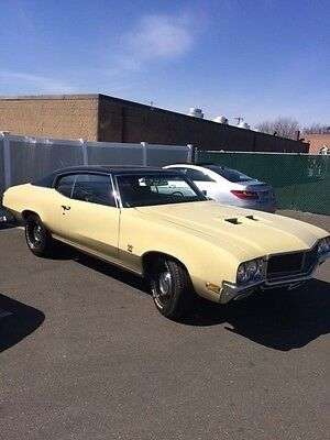 1970 Buick Other GS 455 1970 Buick GS 455 Full Frame on Restoration