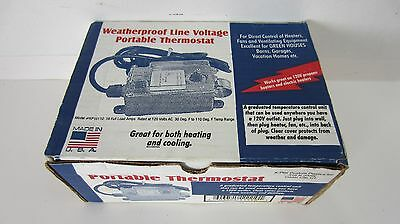 Northern Portable Thermostat Model# KP16110