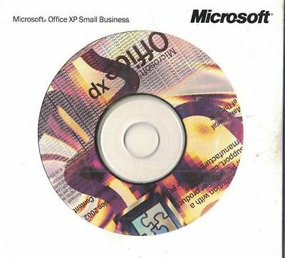 Microsoft Office XP Professional with Publisher Small Business Edition