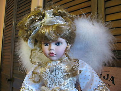 Haunted 18 inchs tall Doll, Vessel Supernatural Paranormal powers active