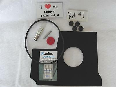 "Freshen Up Your Singer Featherweight Sewing Machine - "" Kit #1 """