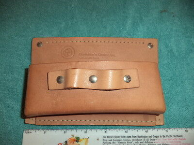 Champions Choice Competition Cartridge Pouch-Leather