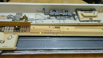Brother KH910 electronic Knitting machine