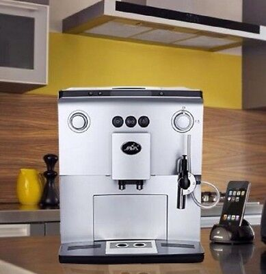 Java Beans To Cup Automatic Italian Coffee Machin Free Milk Container Xms Offer