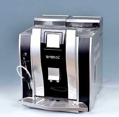 AMPS Coffee Machine Beans ToCup Espresso Latte Cappuccino ME710 commercial&house