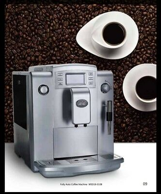 JAVA10b Italian Beans To Cup Coffee Machine Perfect For Coffee Lovers FRESHLY GR