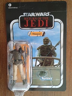 Star Wars Weequay Vc107 Vintage Collection