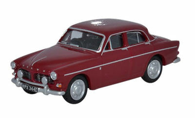 Oxford Diecast Volvo Amazon Cherry Red 76VA002 OO Scale (suit HO also)