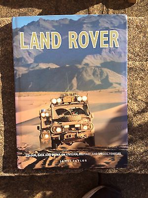 Land Rover, Data And Detail On Civilian, Military And Special Vehicles.