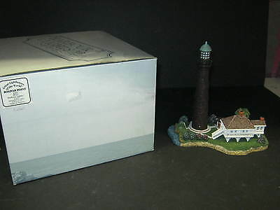 Harbour Lights, 1998 Bolivar Point Texas #422  With Box