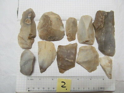 Ancient Neolithic instruments of labor №2.
