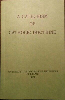 New Green Penny Catechism of Catholic Doctrine Pre1962 Pre Vatican 2 Traditional