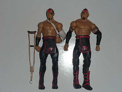 Wwe The Ascensions Mattel Wrestling Figure Twin Pack