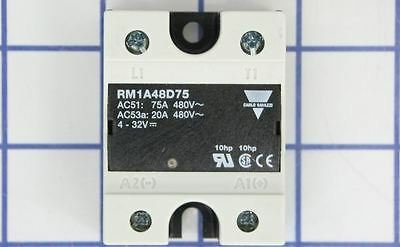 Carlo Gavazzi RM1A48D75 Solid State Relay