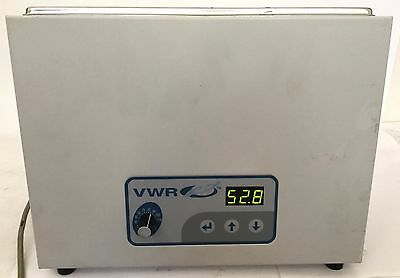 VWR Digital Water Bath 89032-214 5-Liter Waterbath