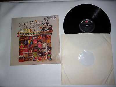 The Monkees Original Vinyl Album - The Birds, The Bees And The Monkees