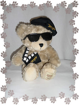 N - Peluche Ours Brun Tout Doux Giorgio Beverly Hills 2012  26 cm