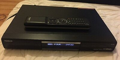 Humax Pvr-9300T 320Gb Twin Tuner Freeview+ Recorder - Hdmi