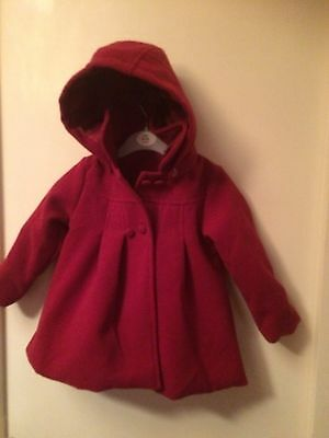 Stunning Girls Coat Age 2-3 Years