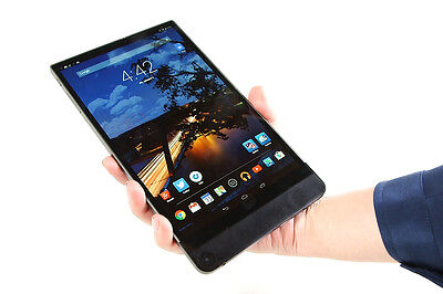 """Dell Venue 8 7840 8.4"""" OLED 2.33GHz 2Gb RAM 16/32GB Storage Android 5.1 Tablet"""