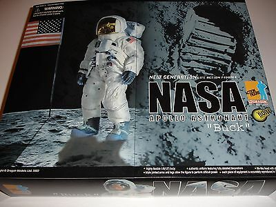 NASA Apollo Astronaut Buck 1/6 Dragon figure