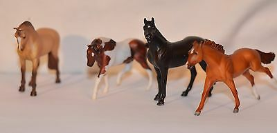 Breyer Stablemate Lot of 4