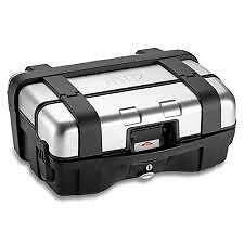 Givi Trekker 33L Universal Luggage Topcase Or Pannier Top Case Top Box Adventure