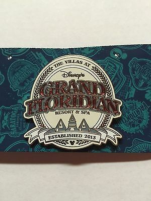 Grand Floridian Disney Vacation Club Commemorative Collection Pin