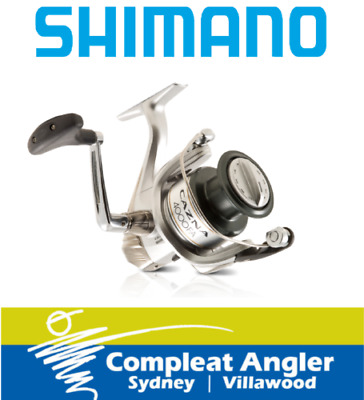 Shimano Cazna 4000FA Spin Fishing Reel BRAND NEW At Compleat Angler