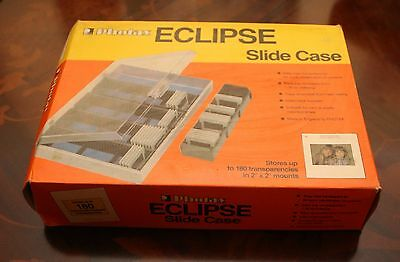 Eclips Storage Box - For up to 180 Slides